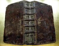 1771 OFFICE SEMAINE SAINTE LATIN FRANCOIS RELIGION MESSE BIBLE THEOLOGIE LIVRE