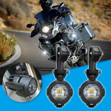 LED Fog Lamp Auxiliary Driving Light for BMW K1600 R1200GS R1100GS Honda Harley
