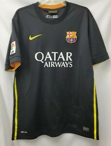 FC Barcelona 2013-14 THIRD SHIRT  NIKE   LARGE