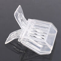 5X Plastic Queen Cage Clip Bee Catcher Beekeeper Beekeeping Tool Equipment ME