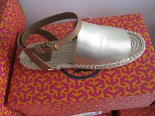 BRAND NEW TORY BURCH LANDON ESPADRILLE  SIZE 7
