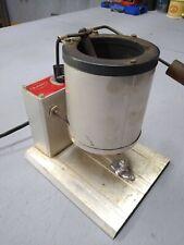 Vintage Lee Production Pot Iv Furnace Lead Melter 110 V Infinite Heat Control