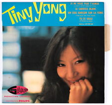 TINY YONG - EP 45 tours - Disques Salvador Philips 432 989 BE