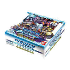 DIGIMON V1.0 BOOSTER Booster Box Pre Sell Releases the Week of 11/27