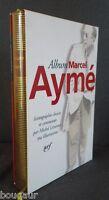 Album Marcel AYME La Pléiade 2001 - Boîte + Rhodoïd 40e album NEUF