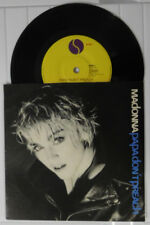 "Madonna Papa Don't Preach 7"" Vinyl 45 Single Record"