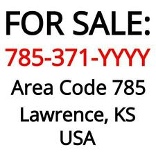 Lawrence, KS : 785-371-YYYY