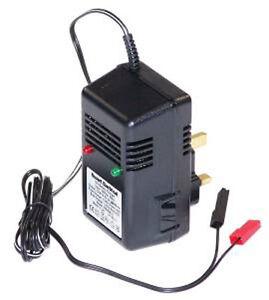 AC120300 12v 300mA SLA Battery Charger for 12v 1.2Ah Batteries