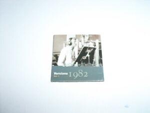 "JOHNNY HALLYDAY Magnet Aimant Album ""Versions 1982 vol.1""."