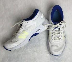 Asics Women's Sneakers Gel Kayano 24 Running White W/ Yellow/blue Size: 6