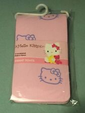 Hello Kitty Cute Pink Infant Tights 12-24 Months New