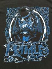 2012 PRIMUS TOUR CONCERT SHIRT rock metal les claypool tool buckethead vintage