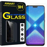 """Film Vitre Verre Trempe Protecteur d'écran Anti-casse Huawei Honor 8X 6.5"""""""