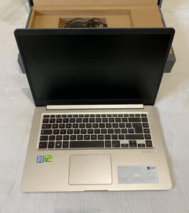 ASUS Vivobook S15 X510UF-BR529T 476GB Ram 8GB Intel CORE i5 8th Gen Black/Silver