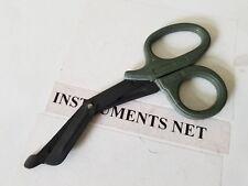 Paramedic Emt Trauma Shears Scissors First Aid 725 Olive Drab