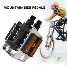 Aluminio Aleación Pedales de Bicicleta de carretera de montaña Bicicleta Pedales montaña Plataforma Antideslizante