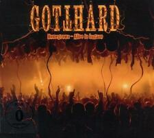 Homegrown-Alive in Lugano (CD + DVD) di Gottardo (2011)