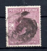 GB KEVII 1911 2s 6d Somerset House SG316 used WS15414