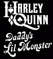 2 Harley Quinn Decals Joker Riddler Batman Dc Comics Decal Laptop Car Truck