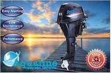 New AquaLine® 25hp Outboard Motor 4-Stroke Saltwater Series