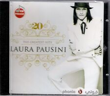 Italienische & englische Pop Musik CD  NEU  THE GREATEST HITS  LAURA PAUSINI