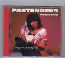 (HW297) Pretenders, Don't Get Me Wrong - CD