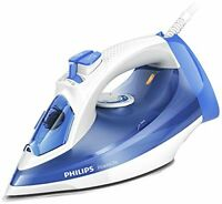Philips PowerLife Steam Iron for Faster Crease Removal with 140 g Steam Boost,