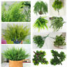 Artificial Fake Leaves Eucalyptus Green Plant Silk Flower Bouquet Home Decor DIY