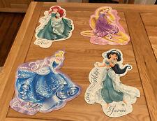 Disney Princess Ravensburger 073177 Jigsaw Puzzle x 4  - Age 3 plus