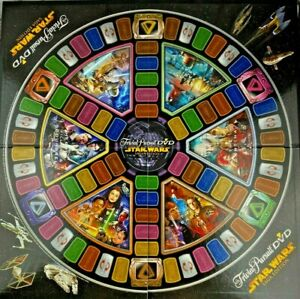 Trivial Pursuit Star Wars Saga Edition Replacement Board