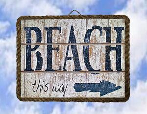 Tropical Ocean 72 Sea Beach Decor Art Prints Plaques lalarry Vintage framed