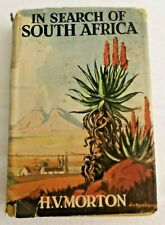 In Search Of South Africa Hardcover Book by H. V. Morton (1949)
