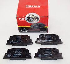 Mintex Pastiglie dei Freni Asse Posteriore Toyota MDB2084 spedizione rapida (immagine reale di parte)