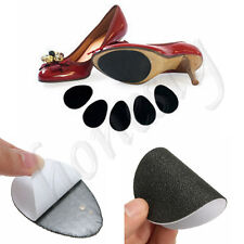 20Pcs Anti-Slip Shoes Heel Sole Grip Protector Pads Non-Slip Replacement NEW