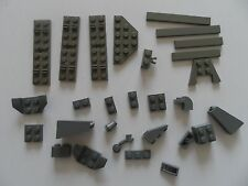 DARK GREY LEGO PIECES