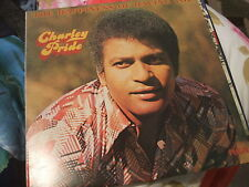 Charley Pride, The Happiness Of Having You Country lp UK RCA Records
