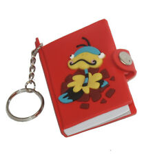 Keyring Paper Note Pad Book Notepad Gift christmas stocking fillers Party Bag