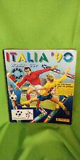 Fußball WM 1990 Italia 90 Panini Sammelalbum komplett