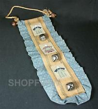 Hand-Crafted Primitive Country Rag Doll Bell Pull
