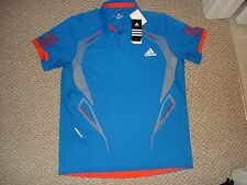NWT Adidas ClimaCool Barricade Polo Tennis Golf Shirt X22378 - NEW Medium