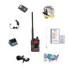 Yaesu VX-6R Radio and Accessories Bundle