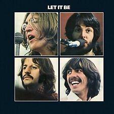 """The Beatles """"let It Be"""" Japan Mini LP SHM CD 1st Press"""