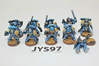 Warhammer Space Marines Space Wolves Tactical Squad - JYS97