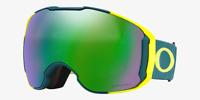 Oakley Men's Airbrake XL Snow Goggles, Balsam Retina