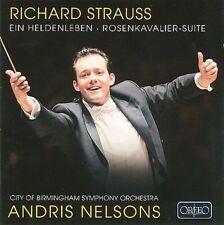 Richard Strauss: Ein Heldenleben & Rosenkavalier - Suite, New Music