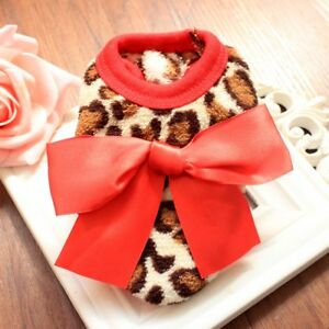 Small Teacup Dog Clothes Hoodie Pet Puppy Cat Sweater for Chihuahua XXXS/XXS/XS
