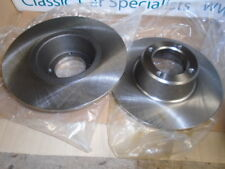 Triumph TR7 ** BRAKE DISC - PAIR ** STANDARD NEW BRAKE DISCS TKC780