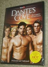 Dantes Cove - The Complete Second Season (DVD, 2007, 2-Disc Set), NEW AND SEALED