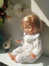 Poupée cheveux d Ange Petite sœur douillette Ancienne 1985 55 cm COROLLE