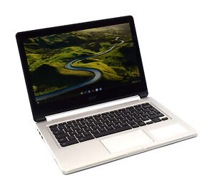 "Acer Chromebook R13 CB5-312T Touchscreen 4GB RAM 64GB eMMC Storage 13.3"""